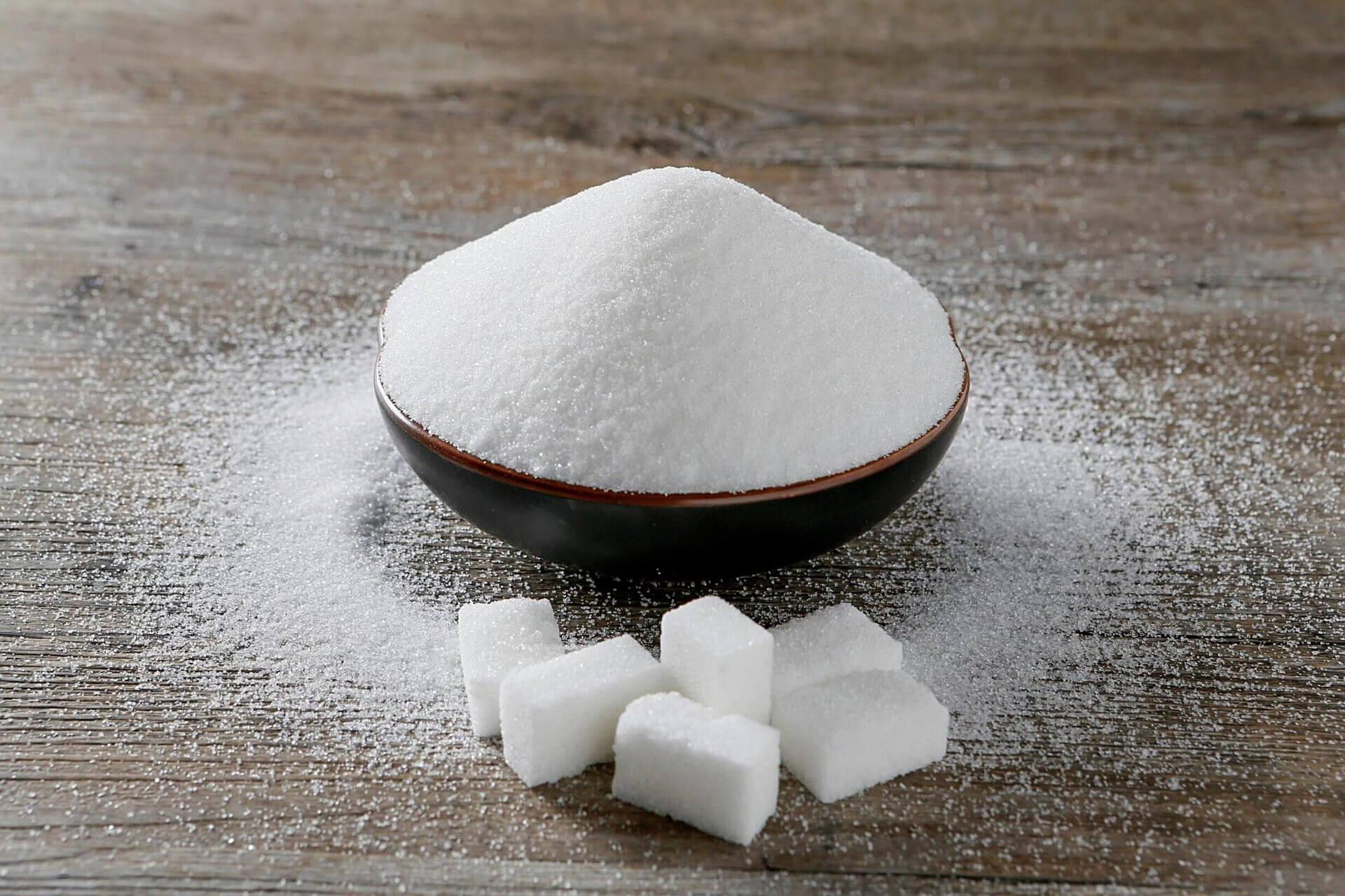 Le sucre dans le syndrome de famine interne